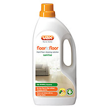Buy Vax Floor To Floor Sanitise, 1.5L Online at johnlewis.com