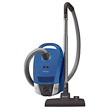 Buy Miele S6 PureAir Cylinder Vacuum Cleaner, Blue Online at johnlewis.com