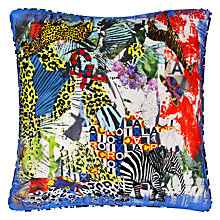 Buy Christian Lacroix for Designers Guild Glam'Azonia Cushion, Citrus Online at johnlewis.com