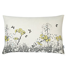 Buy Louise Body Cow Parsley Cushion Online at johnlewis.com