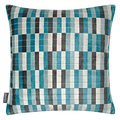 Kirkby Design by Romo District Cushion, Kingfisher