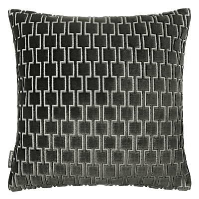 Kirkby Design by Romo Bakerloo Cushion, Eclipse