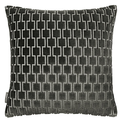 Buy Kirkby Design by Romo Bakerloo Cushion, Eclipse Online at johnlewis.com