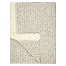 Buy John Lewis Croft Collection Diamond Throw Online at johnlewis.com