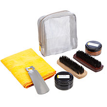 Buy John Lewis Shoe Care Kit Online at johnlewis.com