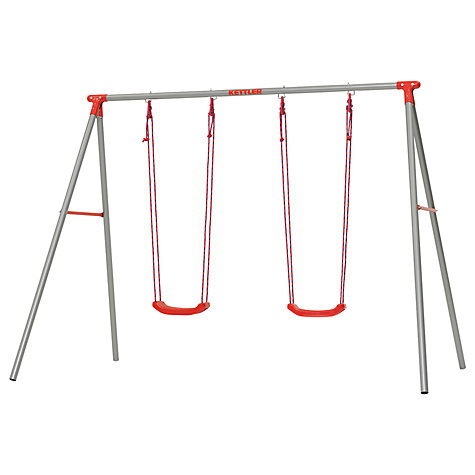 Buy Kettler Metal Double Swing Online at johnlewis.com