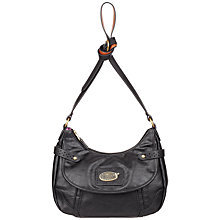 Buy Nica Linda Across Body Handbag, Black Online at johnlewis.com