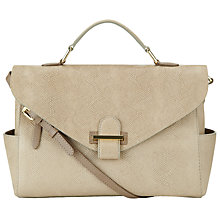 Buy Somerset by Alice Temperley Rosegrove XL Moonlight Zeus Leather Shoulder Bag Online at johnlewis.com