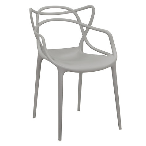 Buy philippe starck for kartell masters chair john lewis for Philippe starck chair