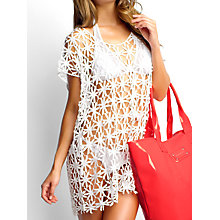 Buy Seafolly Field of Daisies Kaftan Online at johnlewis.com
