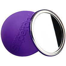 Buy Superdry Compact Mirror, Purple Online at johnlewis.com