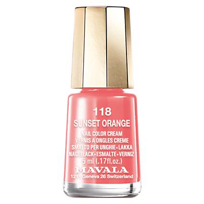 shop for MAVALA Mini Colour Nail Polish, 5ml at Shopo