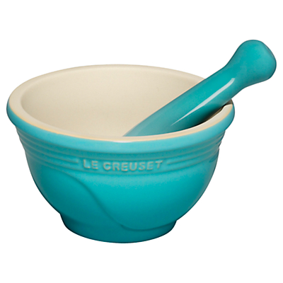 Le Creuset Pestle and Mortar, 0.5L