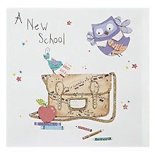 Buy Sweet Treats New School Card Online at johnlewis.com