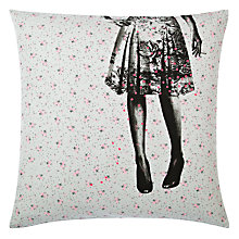 Buy La Cerise Sur Le Gateau Alice Paulette Cushion, Multi Online at johnlewis.com