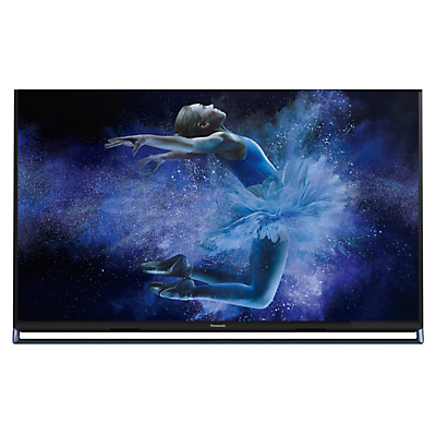 Panasonic Viera 50AX802B LED 4K Ultra HD 3D Smart TV, 50