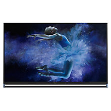"Buy Panasonic Viera 50AX802B LED 4K Ultra HD 3D Smart TV, 50"" with Voice Control, Freeview HD, Freesat HD & freetime Online at johnlewis.com"