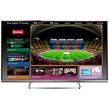 "Buy Panasonic Viera TX-50AS650B LED HD 1080p 3D Smart TV, 50"", Freeview HD with freetime Online at johnlewis.com"