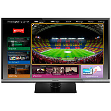 "Buy Panasonic Viera TX-32AS600B LED HD 1080p Smart TV, 32"" with Voice Control, Freeview HD & <freetime> Online at johnlewis.com"