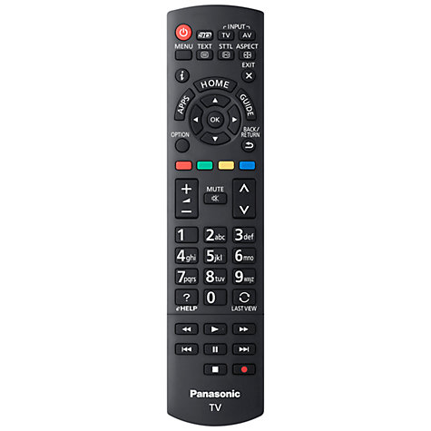 "Buy Panasonic Viera TX-42AS650B LED HD 1080p 3D Smart TV, 42"", Freeview HD with freetime Online at johnlewis.com"