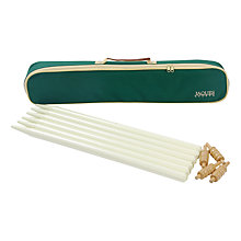 Buy Jaques Deluxe Youth Cricket Stumps Online at johnlewis.com