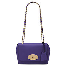 Buy Mulberry Lily Leather Bag Online at johnlewis.com
