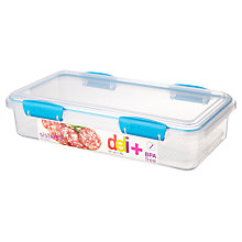 Buy Sistema Deli Plus Food Storage Container Online at johnlewis.com