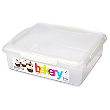Buy Sistema Bakery Food Storage Container, 3.5L Online at johnlewis.com