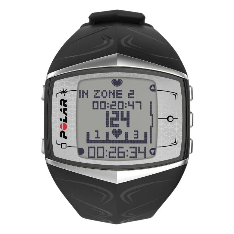 Polar Polar Women's FT60 Fitness Watch, Black