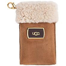 Buy UGG Jane Sheepskin Phone Sleeve Online at johnlewis.com