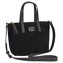 Buy UGG Ellie Suede Satchel Bag Online at johnlewis.com