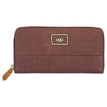 Buy UGG Classic Za Leather Wallet Online at johnlewis.com