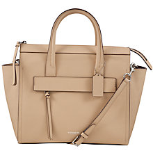 Buy Coach Bleeker Riley Saffiano Leather Carryall Tote Bag Online at johnlewis.com