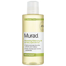 Buy Murad Renewing Cleansing Oil, 180ml Online at johnlewis.com