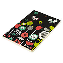Buy John Lewis Copenhagen Floral A5 Notepad Online at johnlewis.com