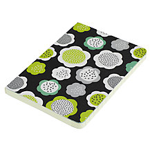 Buy John Lewis Copenhagen Floral A6 Notebook Online at johnlewis.com