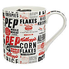 Buy Portmeirion Kellogg's Vintage Boxes Mug Online at johnlewis.com