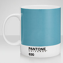 Buy Pantone Vintage Mug, Blue Online at johnlewis.com