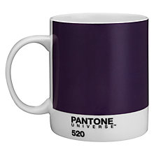 Buy Pantone Vintage Mug, Grape Juice Online at johnlewis.com
