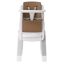 Buy Nuna Zaaz Highchair, Almond Online at johnlewis.com