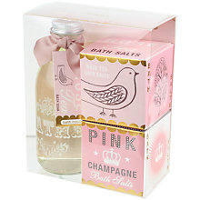Buy Bath House Nordic Pamper Pack, Pink Champagne Online at johnlewis.com