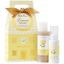 Buy Bath House Nordic Giftbag, Lemon Sherbert Online at johnlewis.com