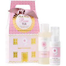 Buy Bath House Nordic Giftbag, Rose Tea Online at johnlewis.com