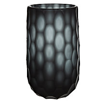 Buy John Lewis Small Cut Pattern Vase Online at johnlewis.com