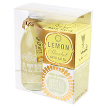 Buy Bath House Nordic Pamper Pack, Lemon Sherbert Online at johnlewis.com
