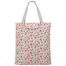 Buy Cath Kidston Garden Ditsy Foldaway Bag Online at johnlewis.com