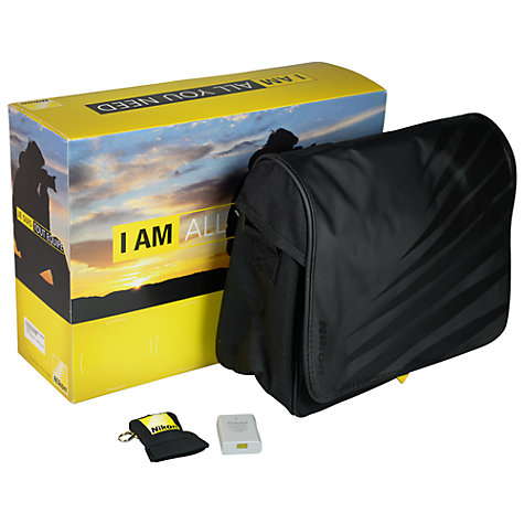 Buy Nikon DSLR Accessory Kit Online at johnlewis.com