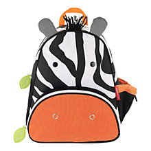 Buy Skip Hop Zoo Pack, Zebra Online at johnlewis.com