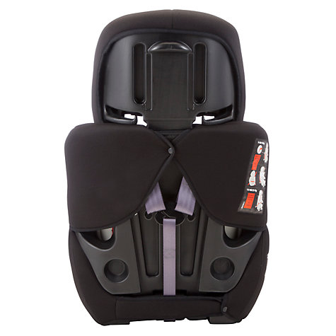 Buy John Lewis Group 1, 2 & 3 Car Seat, Black Online at johnlewis.com