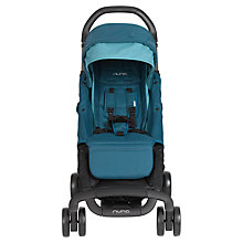 Buy Nuna Pepp Luxx Pushchair, Emerald Online at johnlewis.com